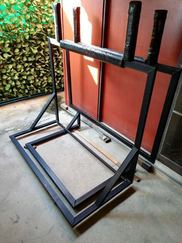 Removable Carry Frame for Pickup