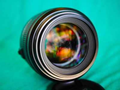 For Canon EF YongNuo YN 85mm f1.8 Lens