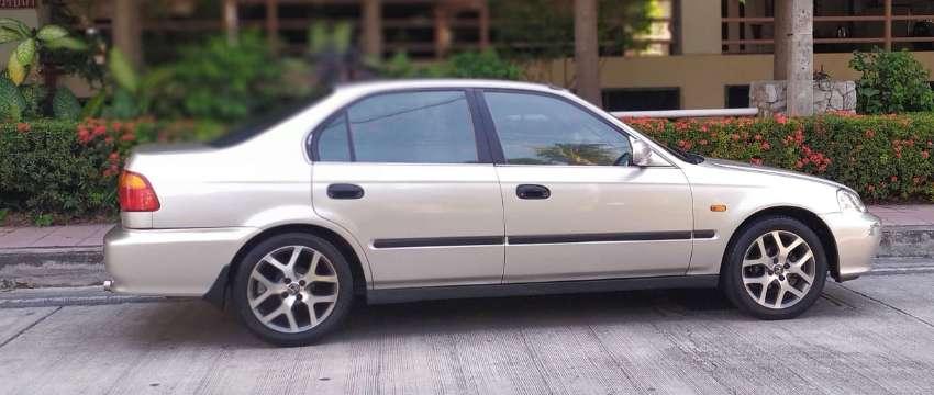 2000 Honda Civic low mileage