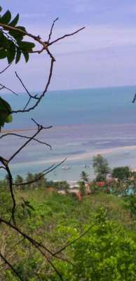 URGENT SALE. SEA VIEW LAND IN LAMAI. HUGE DISCOUNT.