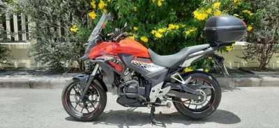 BEAUTIFUL HONDA 500 CBX