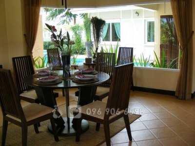 Excellent Value   For Sale   3 Bed Pool Villa   Central Park Hillside