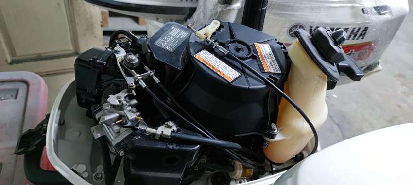 Yamaha 4-stroke 5hp