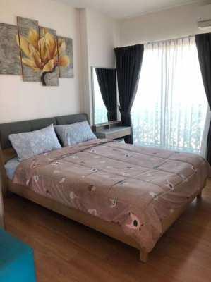 Modern 2 Bed, 2 Bathroom  Condo, Jomtien,  Rent or sale