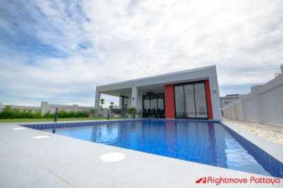 Contemporary, Unique Villa @ Siam Royal View