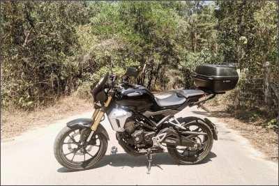 Honda CB150R Exmotion mint condition