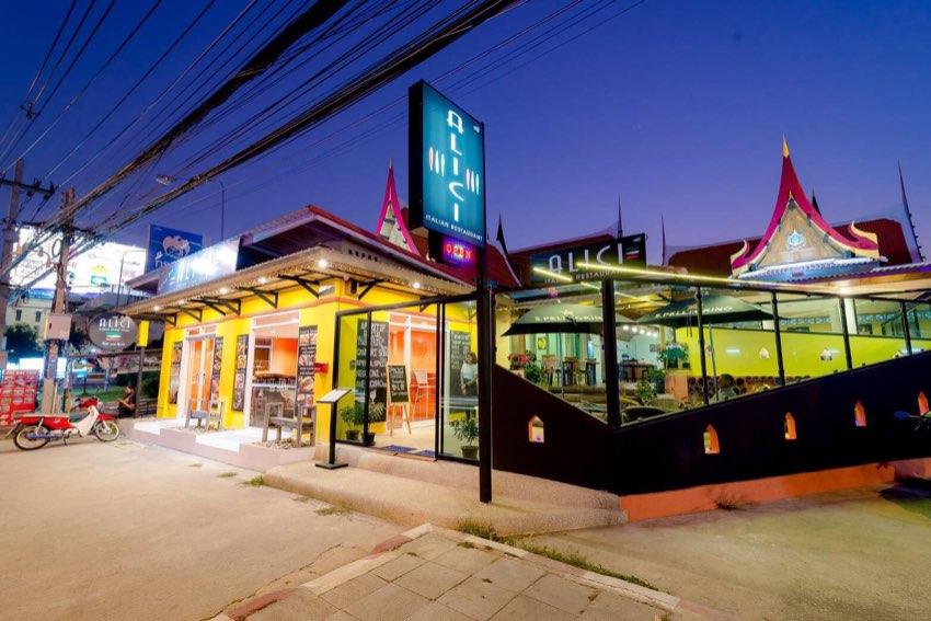 Newly renovated restaurant central Hua Hin