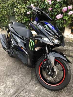 2020 Yamaha Aerox MotoGP Monster Edition