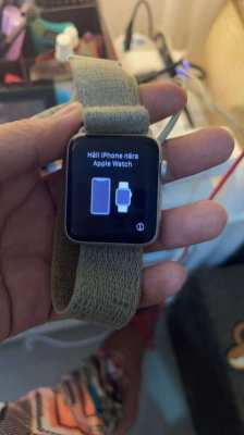 Used (excellent condition) Series 3 Apple Watch