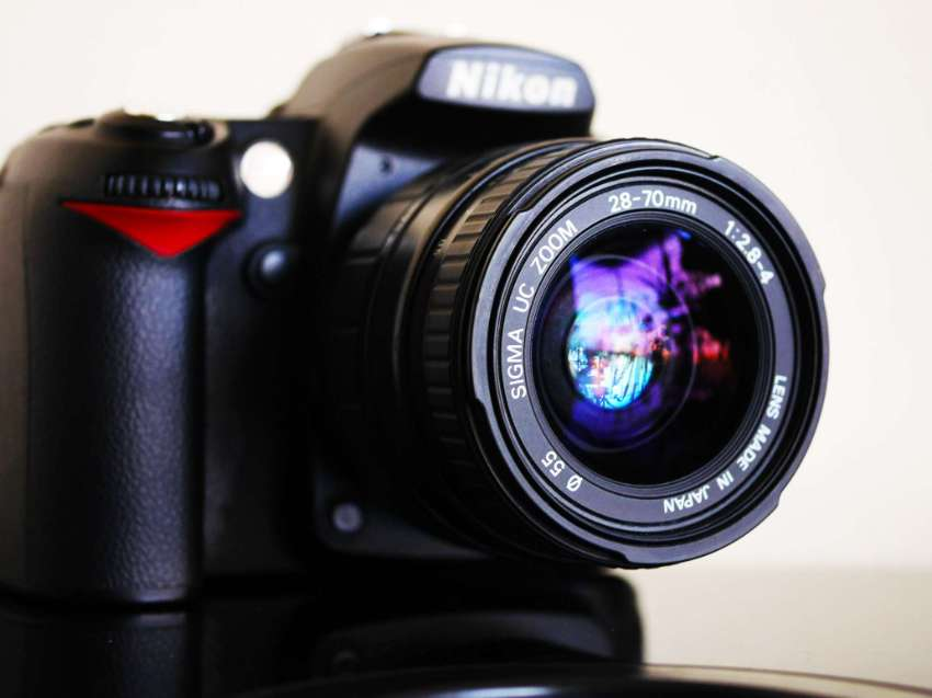SIGMA 28-70mm f/2.8-4 Nikon Mount AF Auto Focus Zoom Lens