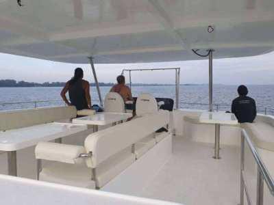 Sea Searcher 47 POWER CATAMARAN (Private or charter) - Save $$$$$$$$