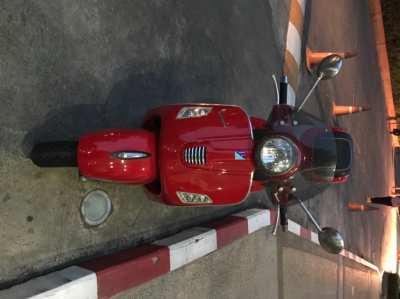 Vespa GTS 300ie