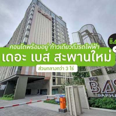 The Base Saphanmai For Rent