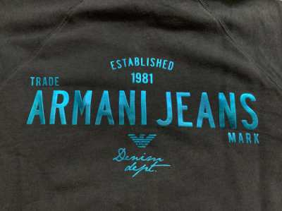 Armani Jeans Sweatshirt (New without Tags)