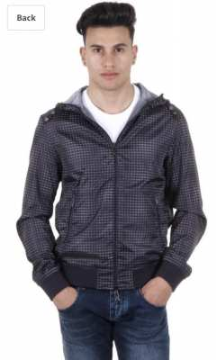Armani Jeans Reversible Jacket (New without Tags)