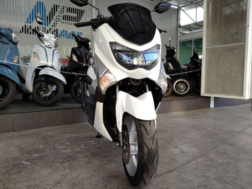 Yamaha NMax ABS