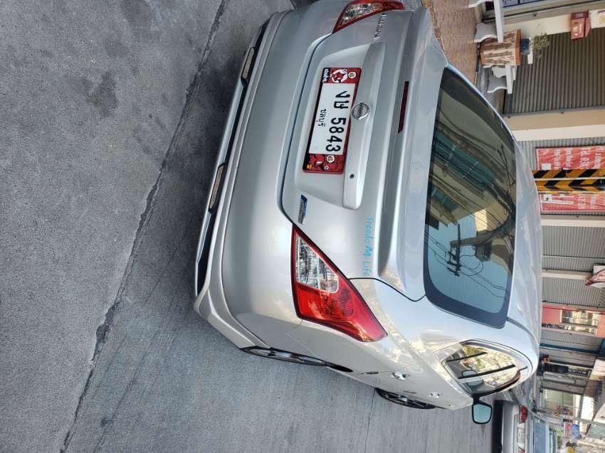 Nissan alamera 2012