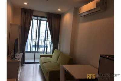 Ideo Mobi Sukhumvit Luxury Condo Fully Furnished 1 Bedroom Unit Rent