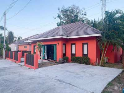 Bargain! Fully renovated 3 bed villa w/ plunge pool, no common fee