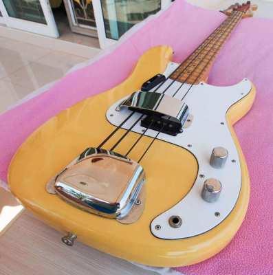 Fresher Japan 70's Precision Bass