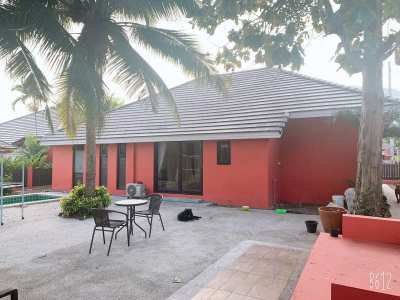 Hot! Newly Renovated 3 BR 2 Bath Pool Villa Next to Palm Hills Golf