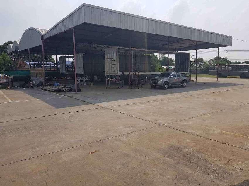Factory for Sale/Rent In Bangna (Bangplee, Samutprakarn) 8.1 Rai 63 Sq
