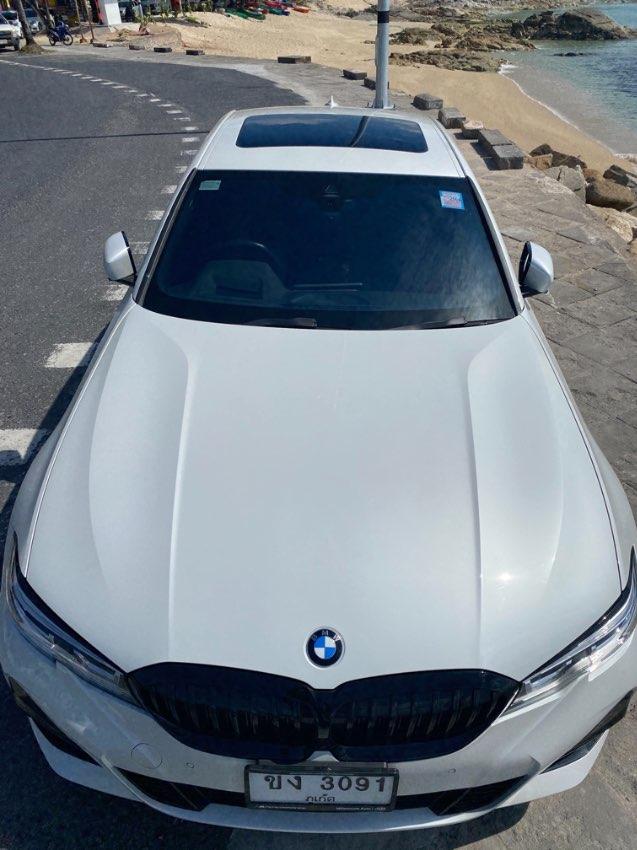 2020 BMW 330e 2.0 M Sport Sedan AT