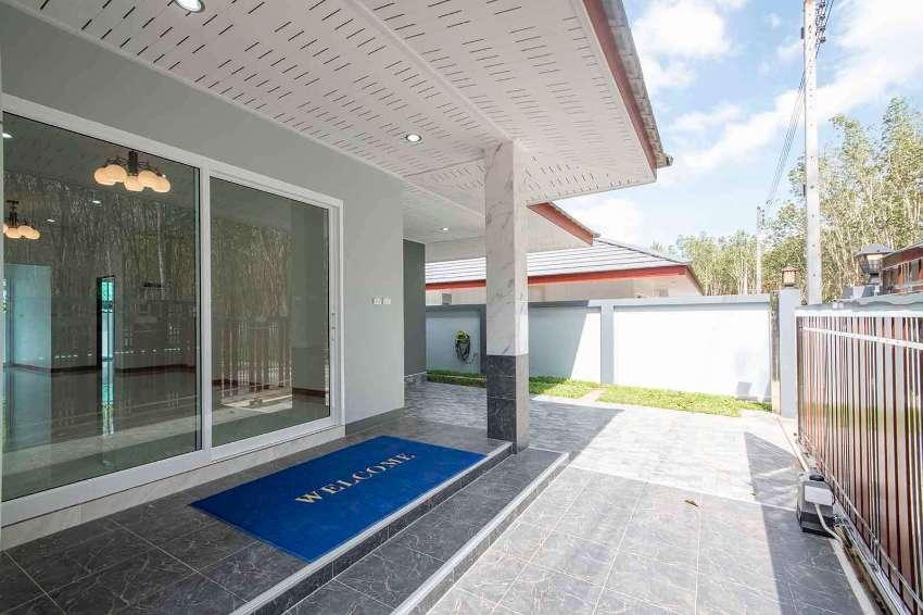 New, Spacious, Three-Bedroom Villas with Pool