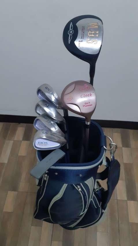 golf set for ladies
