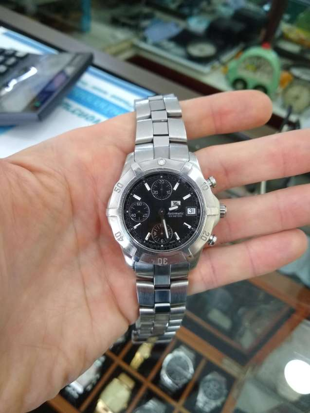 Tag Heuer CN2110 Automatic Chronograph Watch