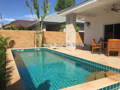New project! 2 bedroom house for sale close to Choeng Mon beach!