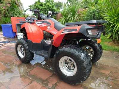 ATV K-Lion Santa 200