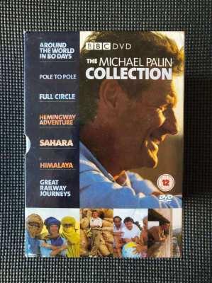 The Michael Pailin Collection 6 DVD Boxset