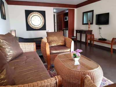 700,000 baht - January promotion! Beach condo in Sea Sand Sun condo!