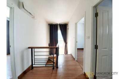 Beautiful 4 Bedroom Detached Corner House at Golden Neo Bangna Sale