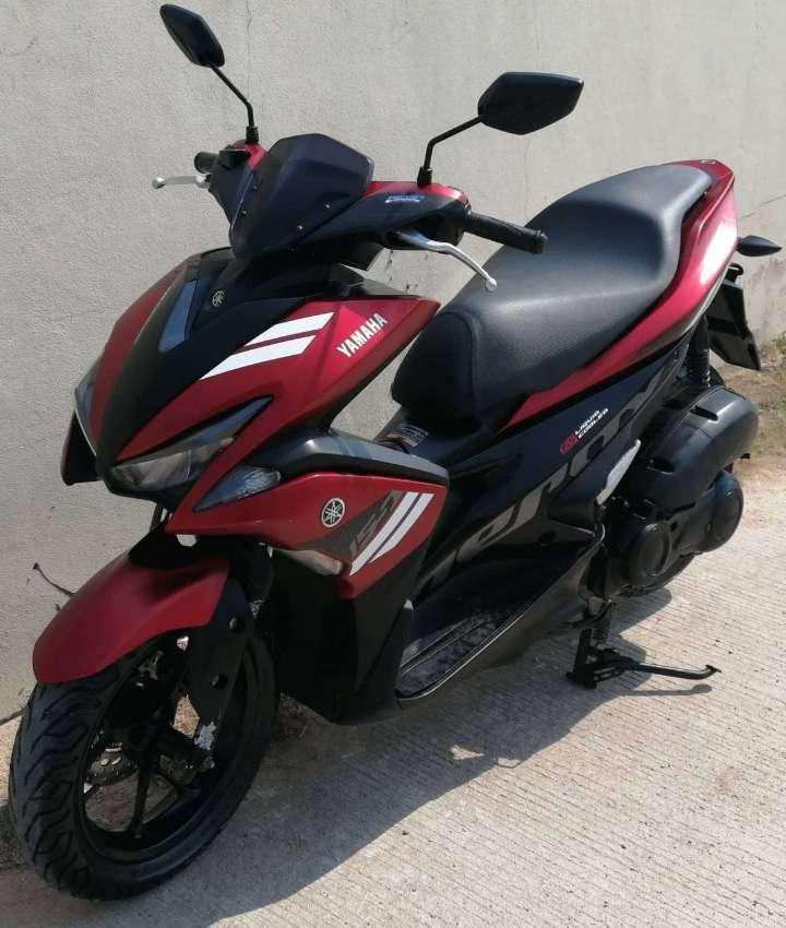 03/2018 Yamaha Aerox 155 34.900 ฿ Finance by shop