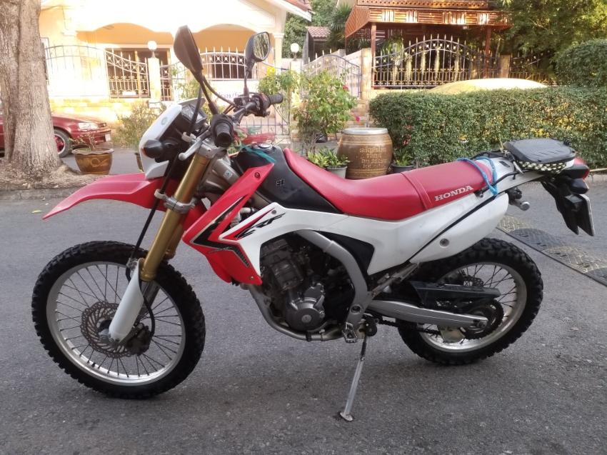 HONDA CRF250L Dirtbike