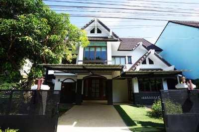 3 Bedroom for rent near Satit International Bilingual School Chiangmai