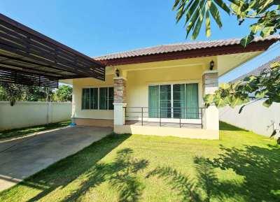 3 Bedrooms for rent near SBS international school Chiangmai.