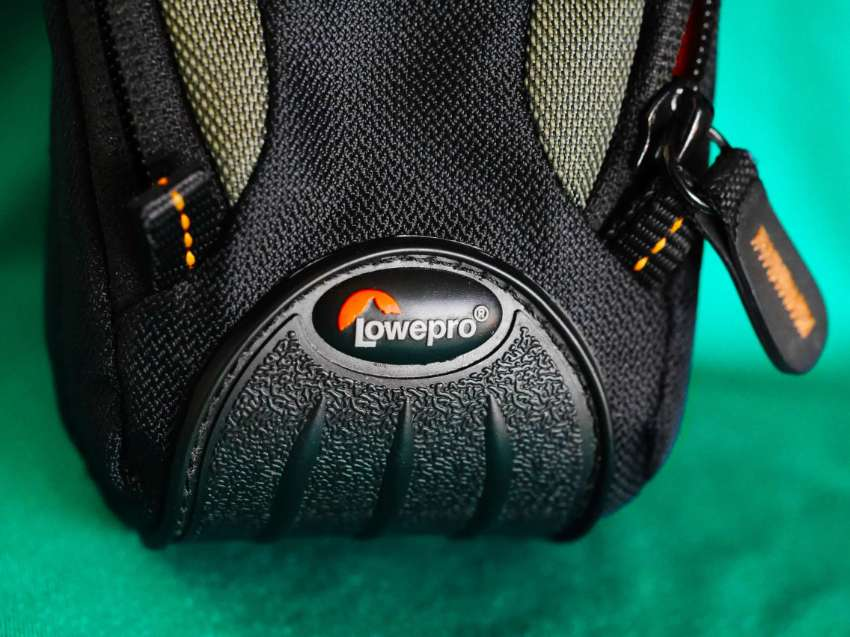 Lowepro Apex 30 AW and Manfrotto Solo I Holster Camera Soft Bag Pouch