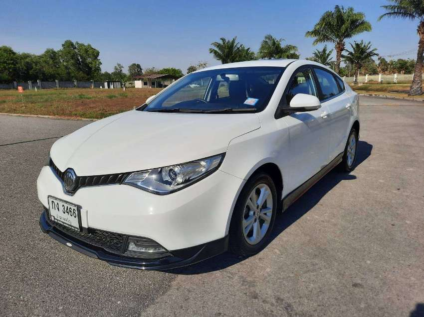 Good as new MG5 1.5L X Sunroof 2020 Sedan, Sold by Owner