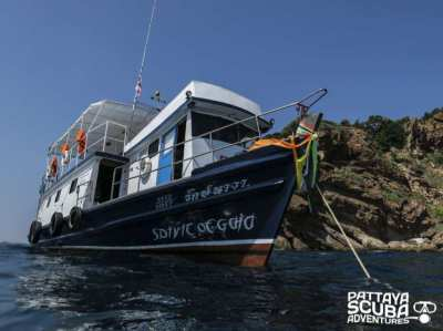 Spirit Of Gaia Pleasure / Dive Boat