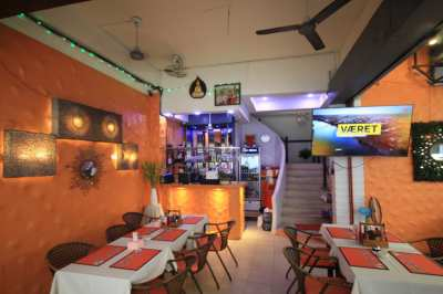 GuestHouse and Restaurant - FOR SALE - Jomtien Beach