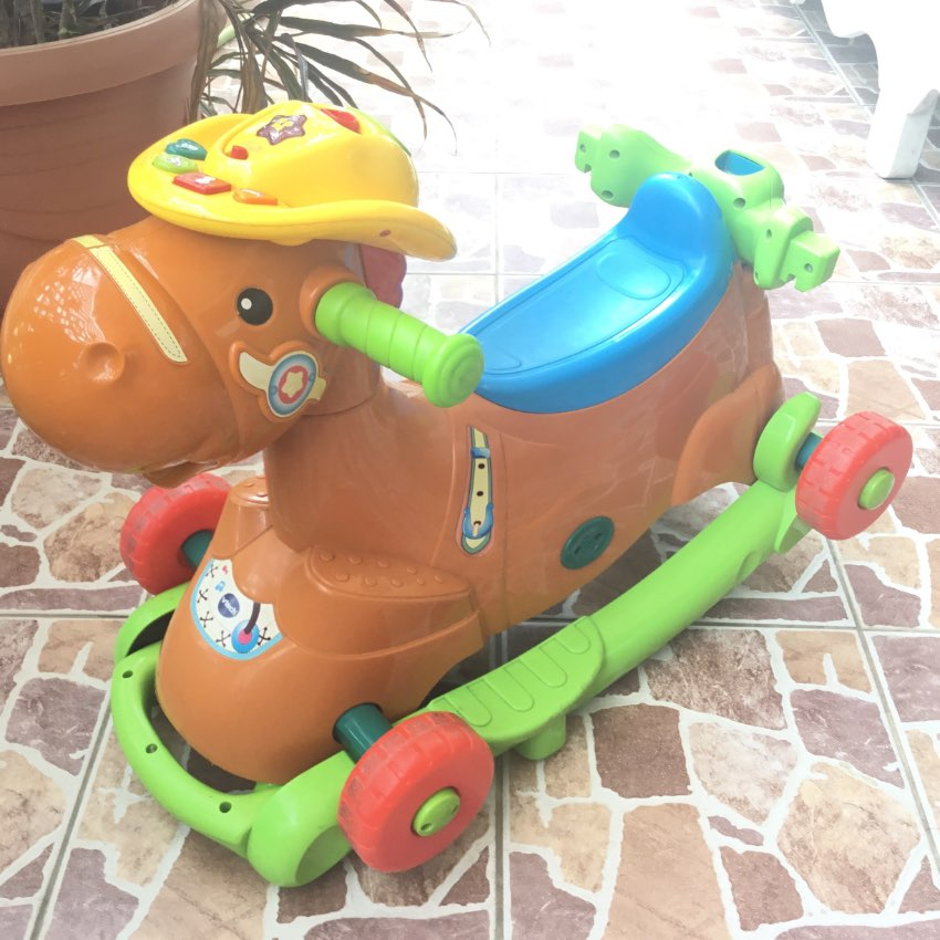 Vtech rocking horse for babies