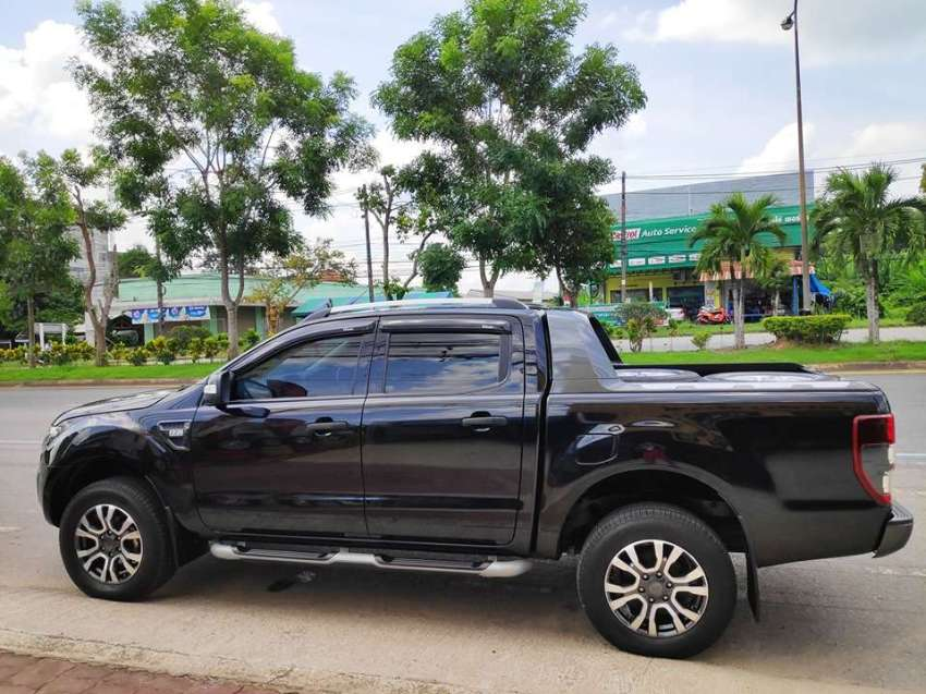 FORD RANGER 2.2 Tdci 2X4 WILDTRAK, 6 speed Automatic 2012