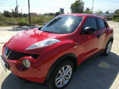 2014 Nissan Juke1.6V in excellent condition.