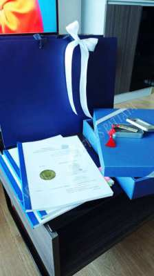 Will and Testament Thai& Eng with notarial Public
