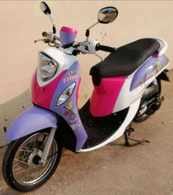 12/2014 Yamaha Fino 20.900 ฿ Easy Finance by shop