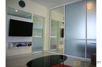 Life at Sukhumvit 65 Luxury Condo Renovated 1 Bedroom Unit for Rent