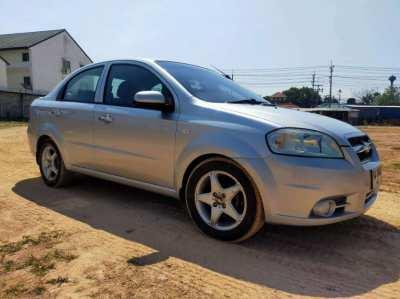 Chevrolet Aveo Auto 2006